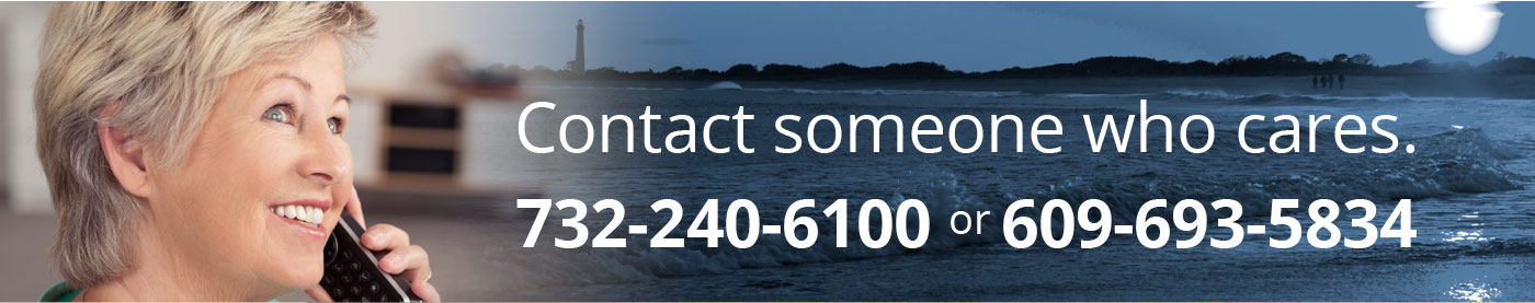 CONTACT of Ocean & Monmouth Counties